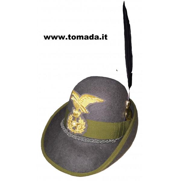 cappello alpino amministrazione susssistenza commissariato ufficiale ... be5d8bd0e437