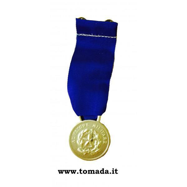 medaglia argento valor militare