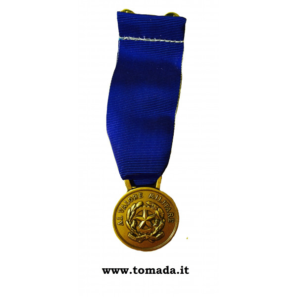 medaglia bronzo valor militare