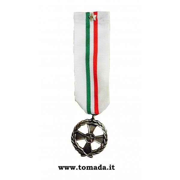 medaglia per la pace