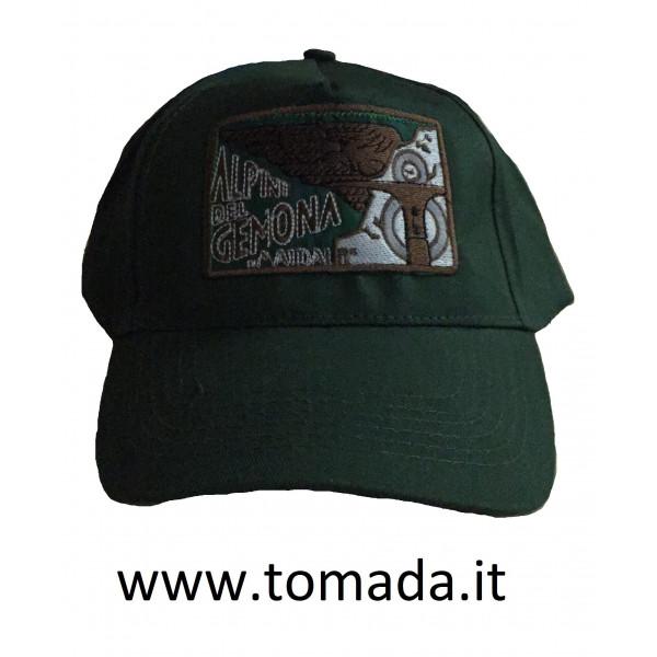 cappellino 8° alpini del gemona