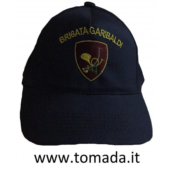 cappellino brigata garibaldi
