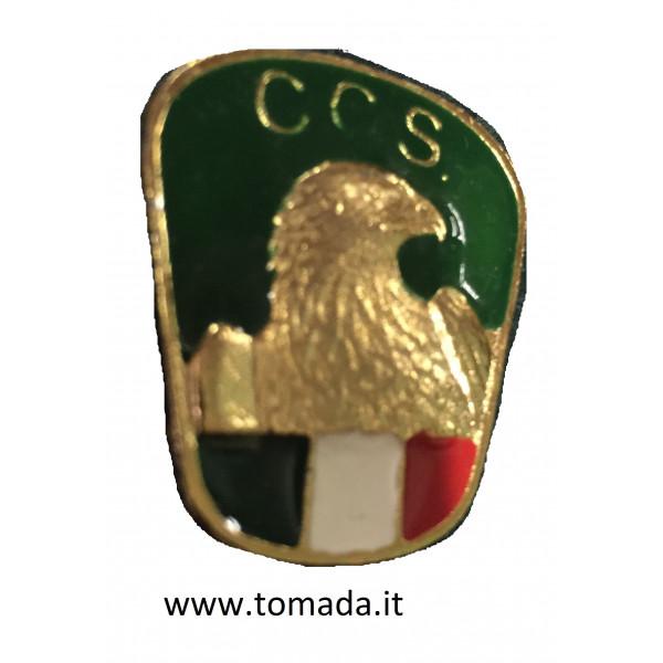 distintivo alpini compagnia ccs.