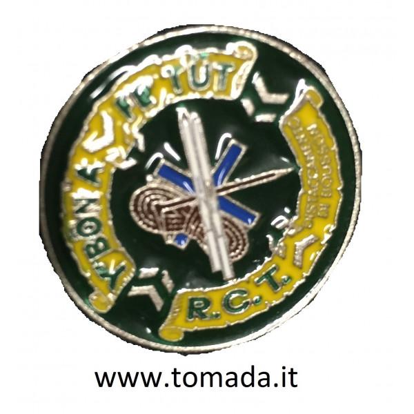 distintivo alpini distaccamento rct di bousson