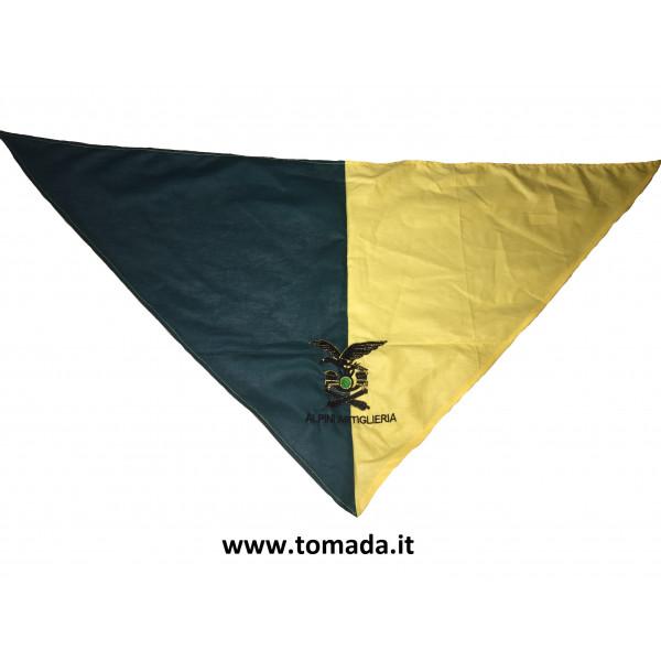 foulard artiglieria alpina
