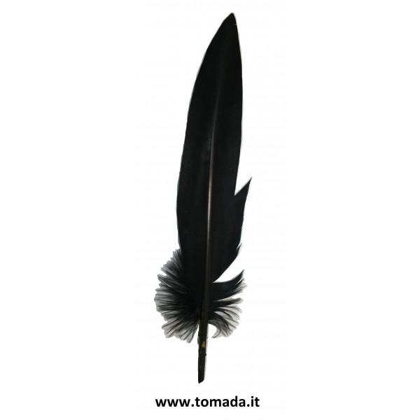 penna alpini nera rigida