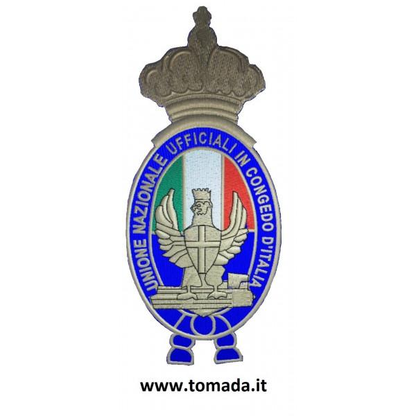 stemma UNUCI unione nazionale ufficiali in congedo d'Italia