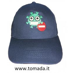 Cappellino virus vietato