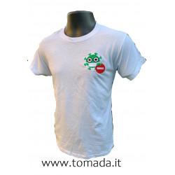 T-shirt VIRUS VIETATO