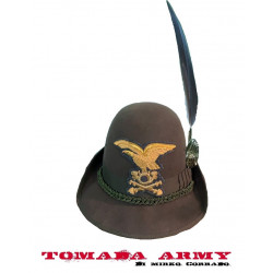 cappello alpino ufficiale e...