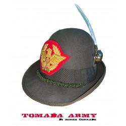 cappello generale alpino