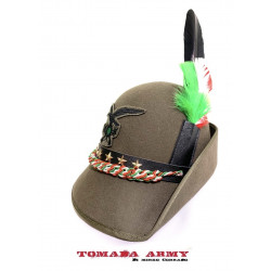 cappello alpini completo