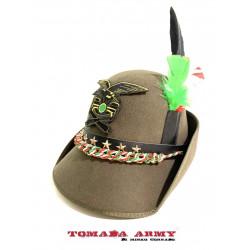 cappello artiglieria alpina...