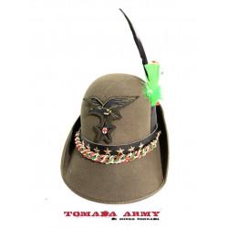 cappello sanità alpina...
