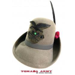 cappello alpino trasmissioni