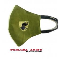 mascherina lupi di Toscana