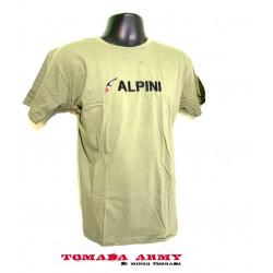 T-SHIRT ALPINI