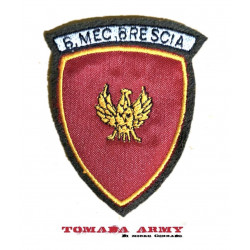 patch brigata meccanizzata...