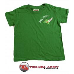 T-shirt baby alpino