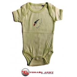 Tutina body baby alpino