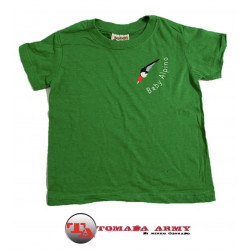 T-shirt baby alpino