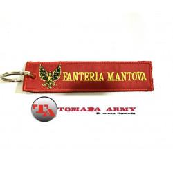 Portachiavi fanteria Mantova