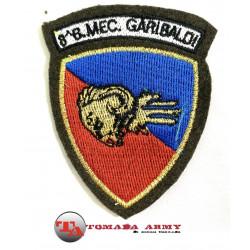 Patch scudetto 8' brigata...