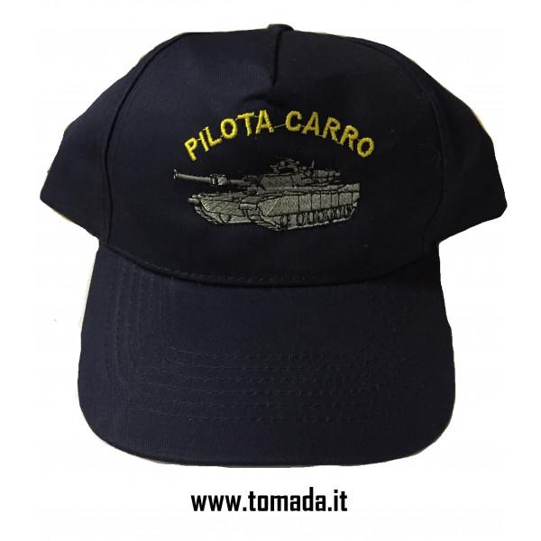 cappellino pilota carro 2c85da88817c